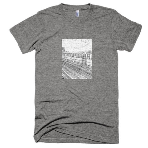 Train By KB - The TeaShirt Co. - 2