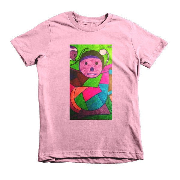 Pink Face - The TeaShirt Co.