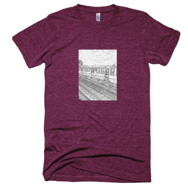 Train By KB - The TeaShirt Co. - 3