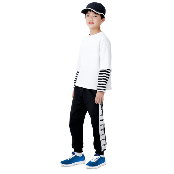 D56 Kids Sneakers - White