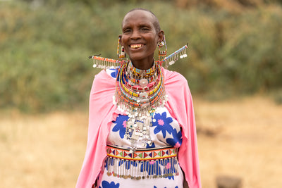 Maasai Beadwork: Beauty and Tradition