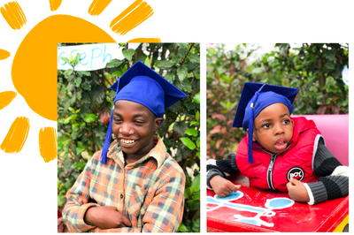 Ubuntu Kids Graduation