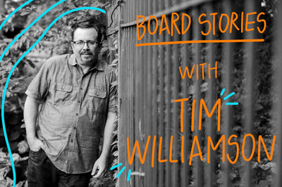 Board Stories: Tim Williamson