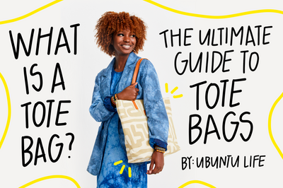 What is a Tote Bag? The Ultimate Guide to Tote Bags:
