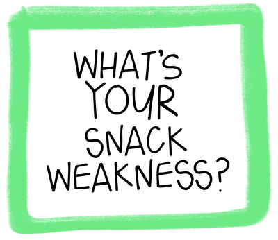 Stress Snack Weaknesses
