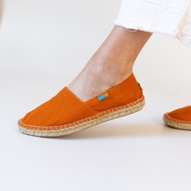 Burnt Orange Afridrilles