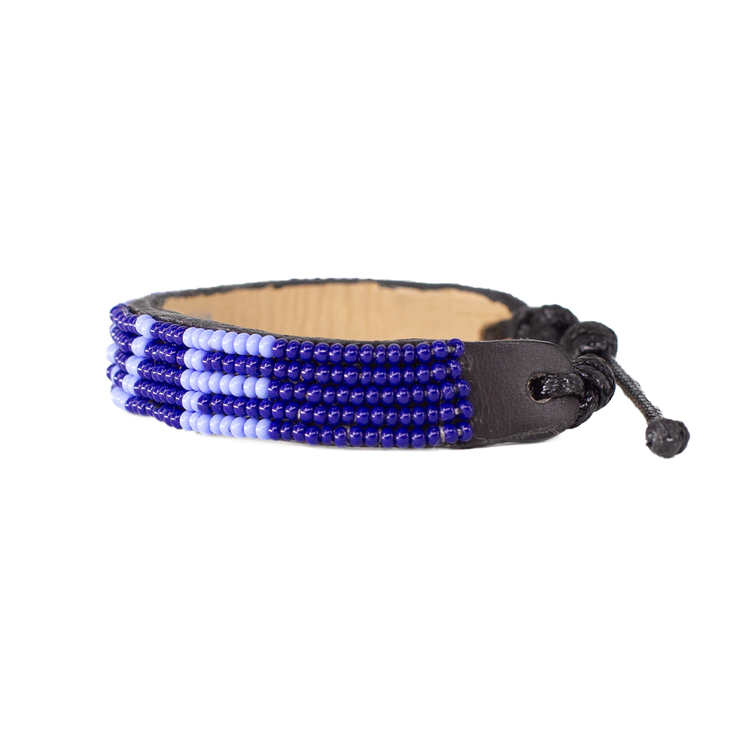 Dark Blue / Light Blue LOVE Bracelet