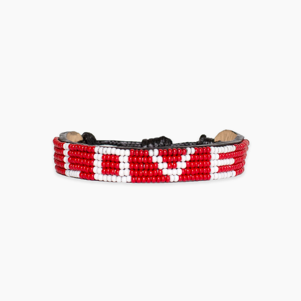 (UBUNTU LIFE)RED LOVE Bracelet