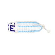 Navy / Light Blue VOTE Bracelet