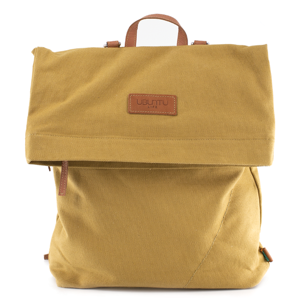 Camel Brown Mara Backpack