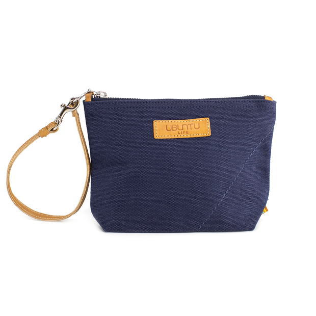 Midnight Blue Kisumu Pouch