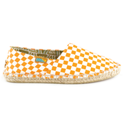 Orange / White Checkered Afridrilles