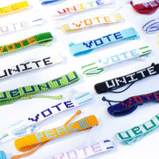 Blue / Orange VOTE Bracelet