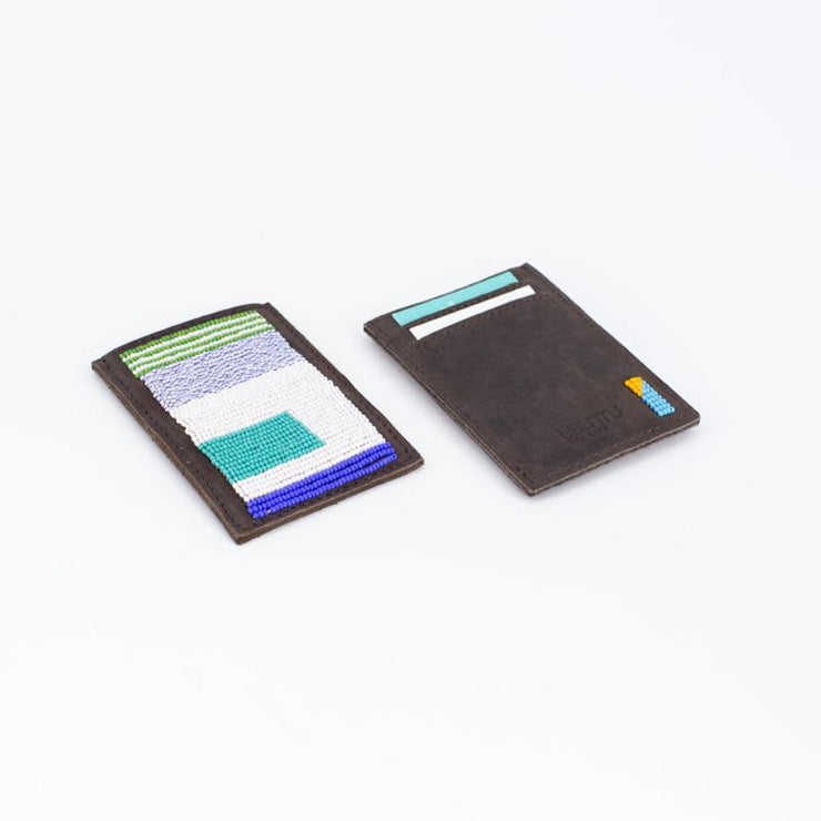 Geomertic Cape Town Card Wallet