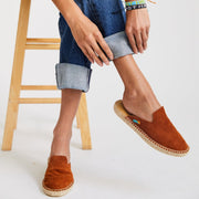 Lamu Mule - Chestnut Brown