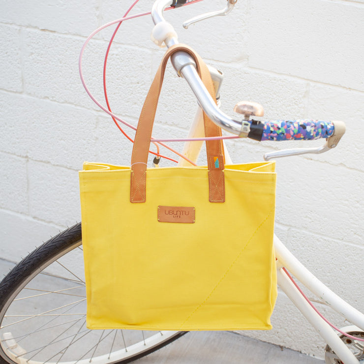 Sunflower Yellow Nairobi Tote