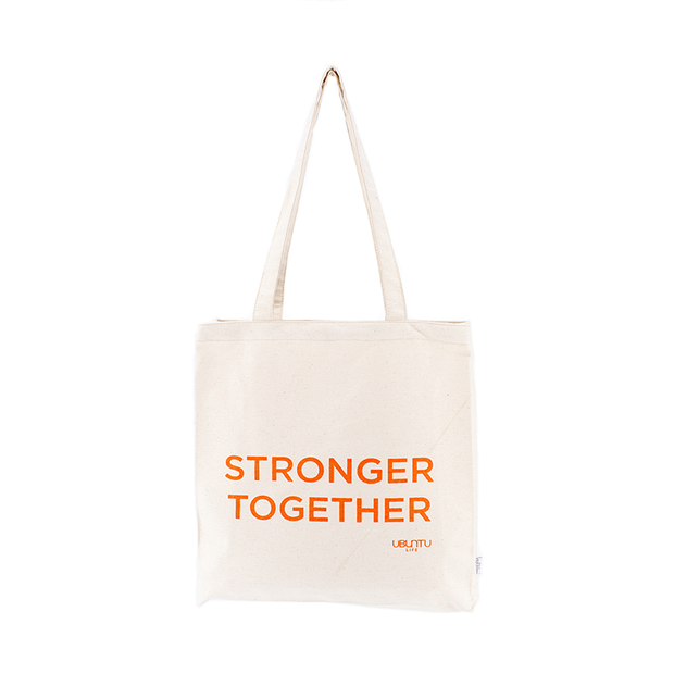 STRONGER TOGETHER Shopper