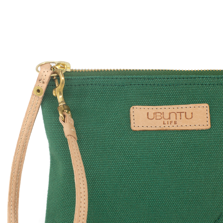 Safari Green Kisumu Pouch