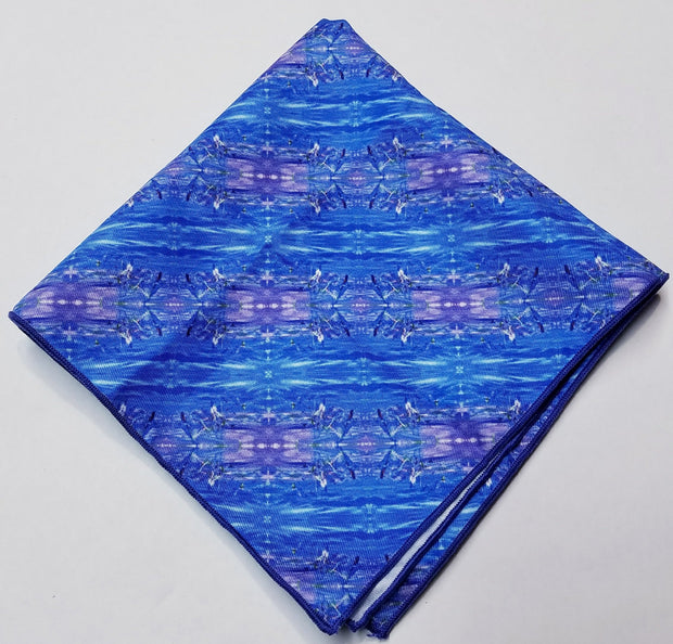 "Pocket Square, ""Horizons Ahead"" (limited production)"