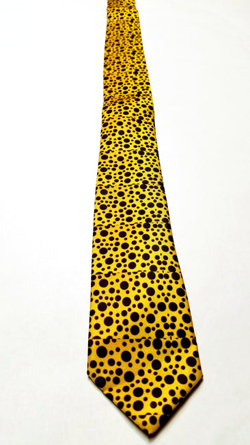 "Necktie, ""Genius Illuminated I"" (limited production)"