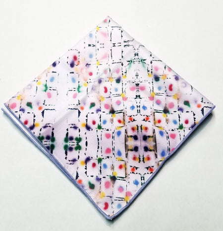 "Pocket Square, ""The Wall of Light"" (limited production)"