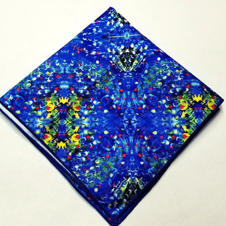 "Pocket Square, ""Dark Matter"" (limited production)"