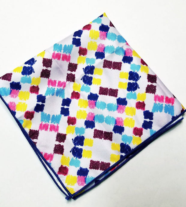 "Pocket Square: ""Marlon's Message"""