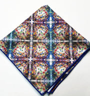 "Pocket Square, ""The Garden V"" (limited production)"
