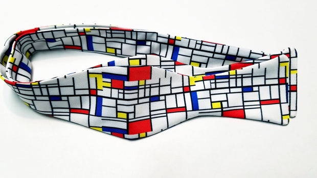 "Bow Tie, ""Mondrain"" (limited production)"