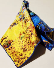 "Pocket Square, ""Alchemy"" (limited production)"