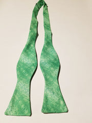 "Bow Tie, ""Color Field Emerald"" (limited production)"