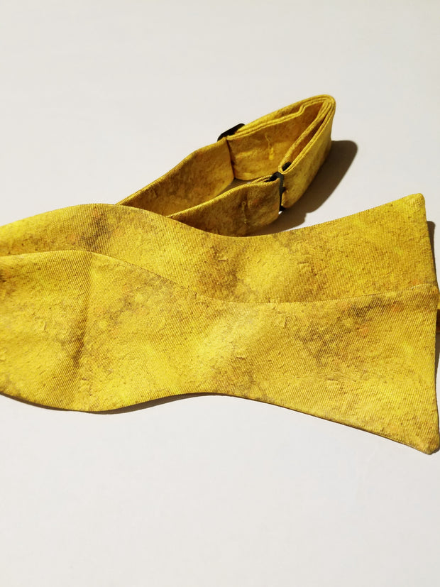 "Bow Tie, ""Color Field Gold"" (limited production)"