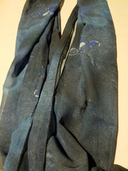 "Bamboo Scarf "" Constellation"""