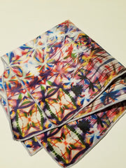 "Pocket Square, ""The Garden"" (limited production)"