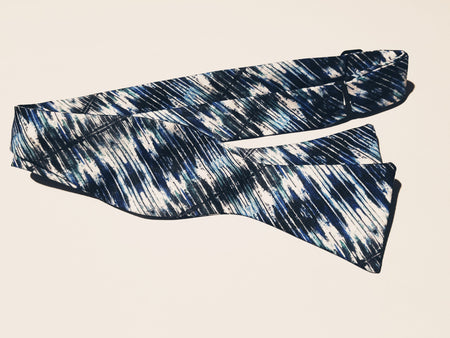 "Bow Tie, ""Blue And Black"" (limited production)"