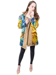 Reversible Trench, Khaki (limited production) - Dress Abstract - 1