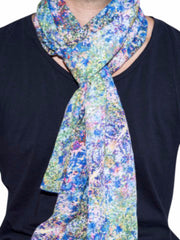 "Scarf, ""The Unresolved Chord"" (limited production) - Dress Abstract - 2"