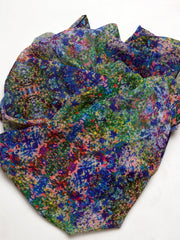 "Scarf, ""The Unresolved Chord"" (limited production) - Dress Abstract - 1"