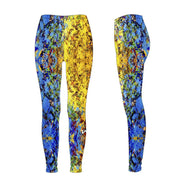 "Leggings, ""Alchemy"" (limited production) - Dress Abstract - 3"