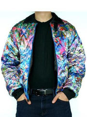 "Bomber Jacket ""Unresolved Chord"" (bespoke, hand-tailored)"