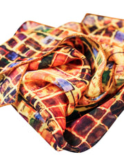 "Bamboo Scarf, ""The Wall"" (limited production)"