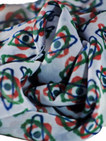 "Scarf, ""Abstracted Science"" (limited production)"