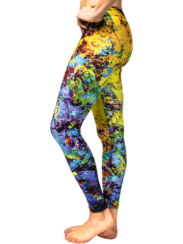 "Leggings, ""Alchemy"" (limited production)"