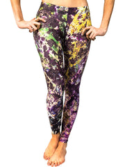 "Leggings, ""The Jungle"" (limited production) - Dress Abstract - 1"