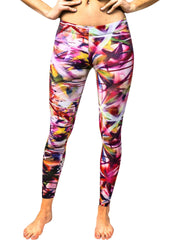 "Leggings, ""The Garden"" (limited production) - Dress Abstract - 1"