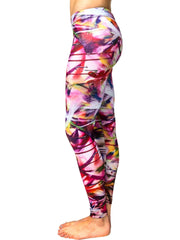 "Leggings, ""The Garden"" (limited production) - Dress Abstract - 2"