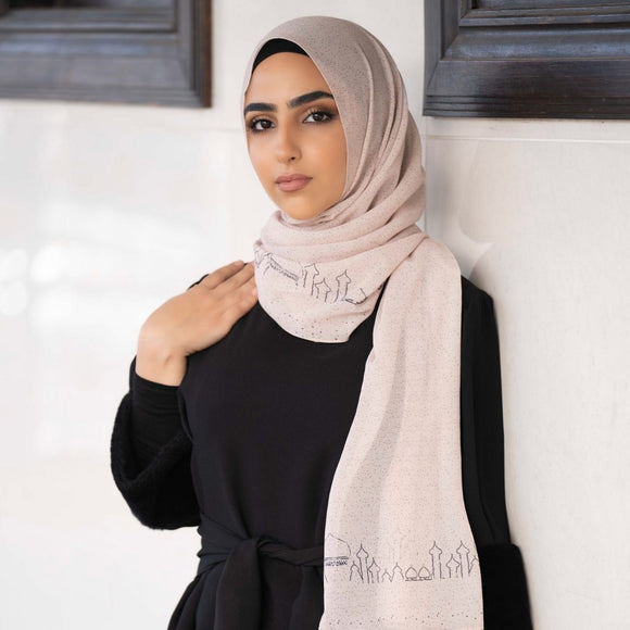 SAYAHAT LUXE GEORGETTE SCARF
