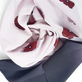 POPPI LUXE GEORGETTE SCARF