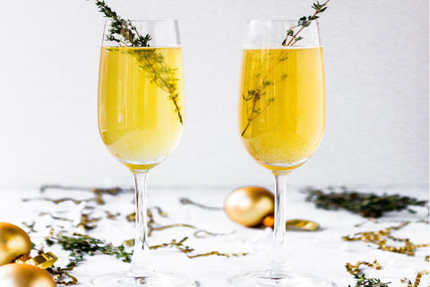 Two Essential Cocktails for your New Years Eve Celebration.