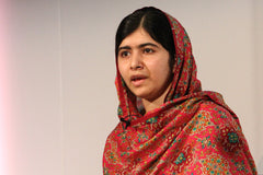 Women's Equality Day Malala Yousafzai